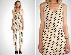 10 Ways to Wear a Fancy Jumpsuit Just Like Cameron Diaz via Brit + Co.