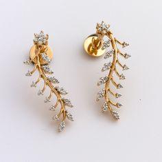 Emerald Jewelry, Diamond Jewelry, Gold Jewelry, Beaded Jewelry, Jewelery, Ring Designs, Gold Earrings Designs, Indian Wedding Jewelry, Bridal Jewelry