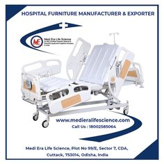 MEDI ERA LIFE Science India is a prominent manufacturer, exporter, and supplier of a wide range of Medical Equipments and Healthcare Furniture with a focus on delivering the best quality and reliable products. We always make sure to use high-grade raw material in the complete production process. MEDI ERA LIFE Science India has a high tech quality checking system with multi-check points during manufacturing, processing, and finishing of products. Raw Material, Medical Equipment, Furniture Manufacturers, Life Science, Health Care, Tech, Range, India, Products
