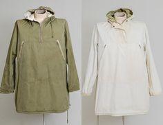 1930s Army Parka Reversible Snow Parka worn on Mt Everest Military Test Anorak Parka