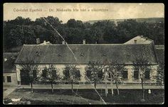 1914. Eger, Dr. Miskovits-féle ház a vásártéren - mai Dobó István tér   Képcsarnok   Hungaricana