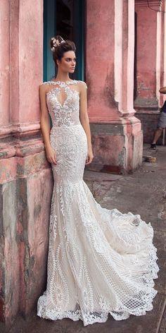 Lorenzo Rossi Wedding Dresses 2018 #weddingdress