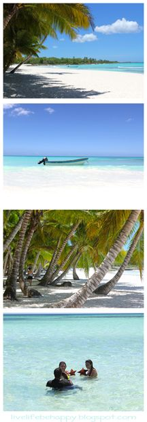Saona Island -The Caribbeans most beautiful Beaches -Dominican Republic