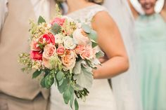 Bride summer bouquet