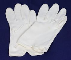 Vintage Little Girl White Dress Gloves by ilovevintagestuff, $9.00....always wore them on Easter morning & I have never forgotten how special they made a little girl feel :)