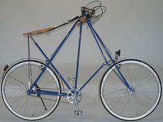 The Pedersen Bicycle.