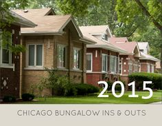 Purchase our 2015 Bungalow Calendar Today! Makes for a great holiday gift: https://www.etsy.com/listing/208882833/chicago-bungalow-calendar-2015?ref=shop_home_active_1