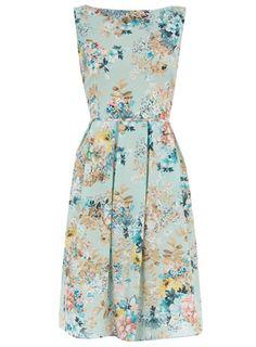 floral dresses  Flower Dress #2dayslook #jamesfaith712 #FlowerDress  www.2dayslook.com