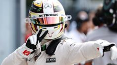 Hamilton equals Senna record with pole at Monza    Lewis Hamilton is in a league of his own as he dominates qualifying on his way to pole position at the Italian Grand Prix.   http://www.bbc.co.uk/sport/formula1/37266829