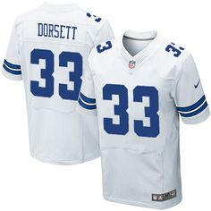 Men's Nike Dallas Cowboys #33 Tony Dorsett Elite White NFL Jersey Sale Raiders Derek Carr 4 jersey