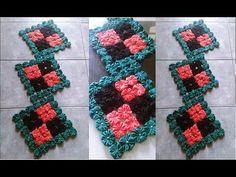 Crochet Necklace, Youtube, Kitchen Playsets, Creative Crafts, Paths, Towel, Fabrics, Cushions, Creativity