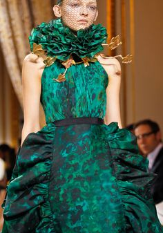 Giambattista Vallie Couture Fall 2012