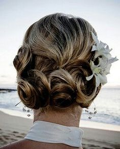 So doing this when my hair is long enough!