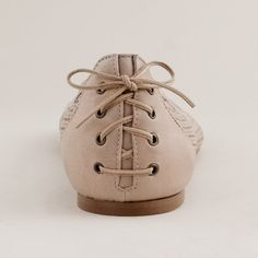 Quorra Ballet Flat by jcrew viai modernlywed #Ballet_Flat Design works No.1555 |2013 Fashion High Heels|