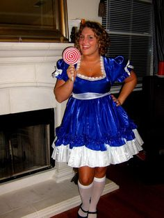 Shirley Temple, Halloween Costume