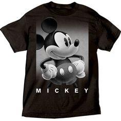 Disney Mens T Shirt Mickey Mouse Photo Real, Black, http://www.amazon.com/dp/B00BSAB0E6/ref=cm_sw_r_pi_awdl_Af6Gsb07N6JRF