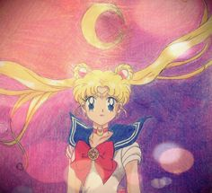 Sailor Moon Art - by tchibe