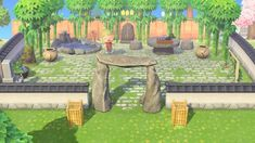 Was asked to post here! Hope you like :) : AnimalCrossingTours Was asked to post here! Hope you like :) : AnimalCrossingTours Animal Crossing Wild World, Animal Crossing Guide, Animal Crossing Villagers, Animal Crossing Qr Codes Clothes, Ac New Leaf, Motifs Animal, Happy Home Designer, Garden Animals, Animal Games
