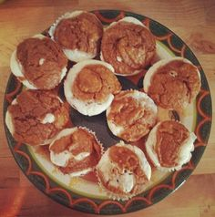 i'd like to see how i feel about baking with stevia. Healthy Baking, Healthy Desserts, Delicious Desserts, Dessert Recipes, Yummy Food, Healthy Foods, Love Food, Sweet Treats, Cooking Recipes
