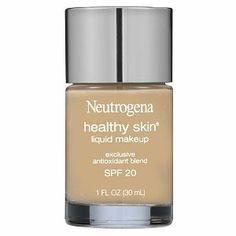 Neutrogena Healthy Skin Liquid Makeup | hellostash.com