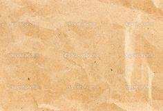 froissé de texture d'arrière-plan de papier recyclé - Image: 33899043