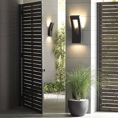 Dawn Indoor/Outdoor LED Wall Sconce by Modern Forms at Lumens.com