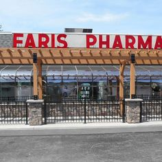 Faris Pharmacy in Greece is an independent pharmacy duking it out with much bigger players.