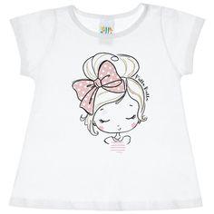 T Shirts For Women, Products, Fashion, Women's T Shirts, Baby Girls, Socks, Mesh, Kids Fashion, Block Prints