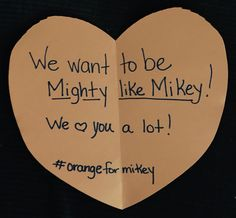 #orangeformikey