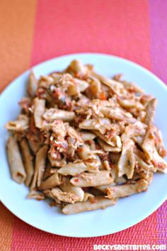 slow-cooker-italian-flag-chicken-pasta
