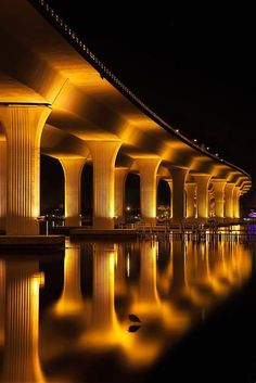ROOSEVELT BRIDGE, Stuart, Florida _____________________________ Reposted by Dr. Veronica Lee, DNP (Depew/Buffalo, NY, US)
