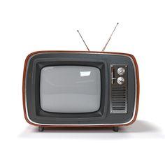 Иконка «Старый телевизор»