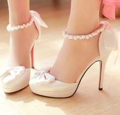 Prettiest Wedding Shoes 2015