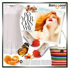 """Banggood 1"" by tanja133 ❤ liked on Polyvore featuring BangGood and fashionset"