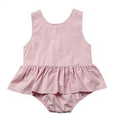 1e2e9492404 Cotton Candy Romper - The Trendy Toddlers Newborn Clothing