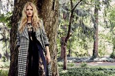 visual optimism; fashion editorials, shows, campaigns & more!: anna ewers by patrick demarchelier for vogue china august 2015