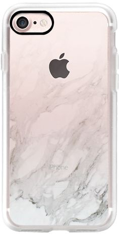 Casetify iPhone 7 Classic Grip Case - MARBLE GRADIENT | WHITE #3 by LeeAnn Visser #Casetify