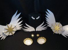 Sailor Cosmos Cosplay KIT manga version by UniqueCosplayProps, $132.00