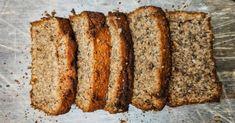 Υγιεινό κέικ βρώμης χωρίς ζάχαρη, αυγά και αλεύρι για να φάτε όσα κομμάτια θέλετε Family Meals, Family Recipes, Banana Bread, Sweets, Cooking, Desserts, Food, Vegan Baking, Kitchen