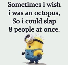 Everyone loves minions more than any other personality. So you love Minions and also looking for Minions jokes then we have posted a lovly minion jokes.Read This 14 Hilarious jokes Minion Humour, Funny Minion Memes, Minions Quotes, Stupid Funny Memes, Funny Relatable Memes, Funny Texts, Funny Humor, Epic Texts, Funny True Quotes