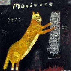 Melinda K. Hall:Manicure