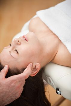 A primary focus of CranioSacral Therapy is to gently lessen the body's connective tissue strain and decrease meningeal stress. CranioSacral Therapy is based partly on the theory that certain light-touch manual techniques can help relieve cell stress and improve health by enhancing the form and balance of the connective tissue matrix, in particular connective tissue layers surrounding the brain and spinal cord.