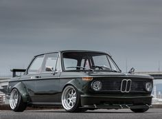 BMW 2002 tii - I've never been a big BMW fan, but I have always loved this car!