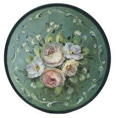 Jansen Art Online Store - Light Chippendale Roses, $300.00 (http://www.jansenartstore.com/light-chippendale-roses/)