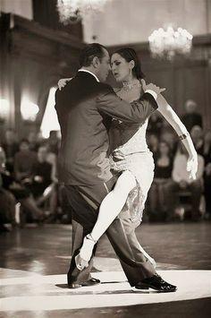 """Tango Baile Sala """"Juan Carlos Copes"""""""