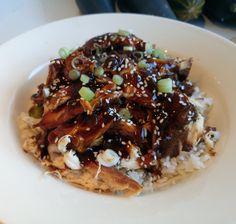 Slowcooker kip teriyaki heerlijk makkelijk en gezond recept