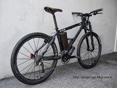 PZZ garage: PZZ bike - EL BAO [the urban assault]