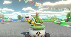 'Mario Kart 8 Deluxe' Release Date: Wii U game to be enhanced for Nintendo Switch | Mic