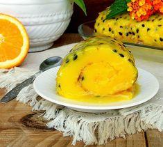 Nárwen's Cuisine: Torta de Laranja e Maracujá