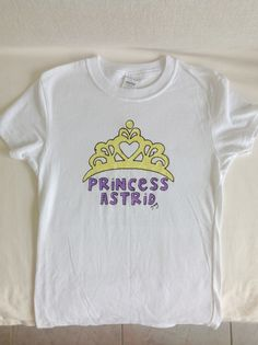 Playera Princess Astrid, by Jenny